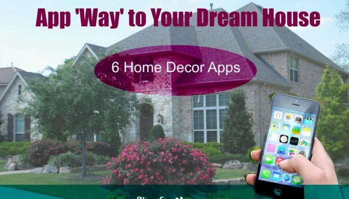 6 Home Decor Apps