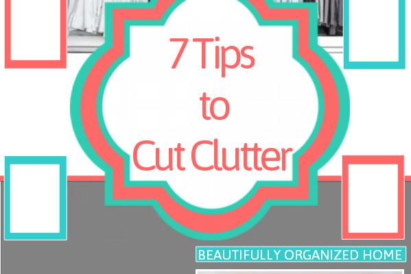 Cut Clutter in Easy Steps